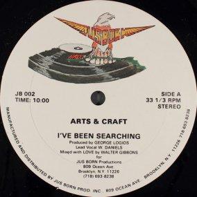 Arts & Craft - I've Been Searching (incl. Al Kent Edit)