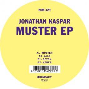 Jonathan Kaspar - Muster EP