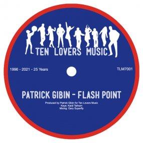 Patrick Gibin / Caruso - Flash Point / Archive