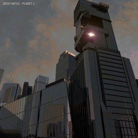 Jossy Mitsu - Planet J