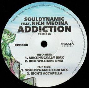 Souldynamic feat. Rich Medina - Addiction