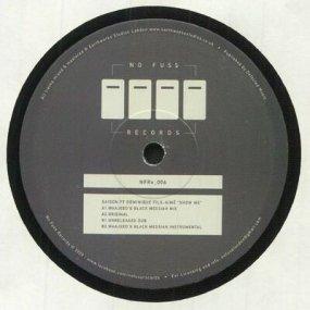 Saison - Show Me (incl. Waajeed Remixes)