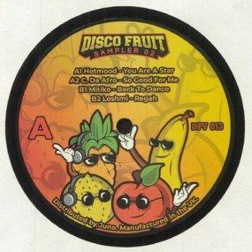 V.A. - Disco Fruit Sampler 02