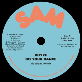 Rhyze - Do Your Dance (Moodena Remix)