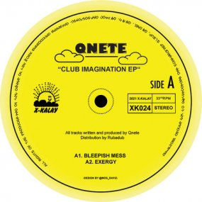 Qnete - Club Imagination EP