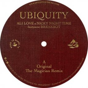 Ali Love & Nicky Night Time - Ubiquity (incl. Eric Duncan Remix)