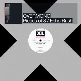 Overmono - Pieces Of 8 / Echo Rush