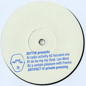 Bottin presents - Artifact 14