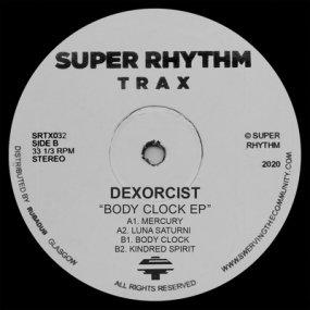 Dexorcist - Body Clock EP