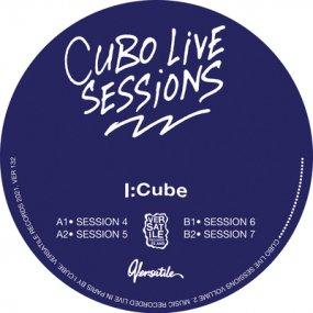 I:Cube - Cubo Live Sessions Volume 2