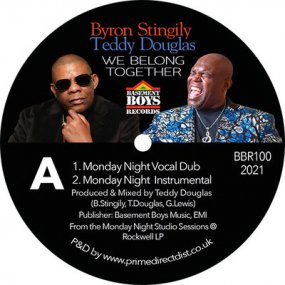 Byron Stingily / Teddy Douglas - We Belong Together (incl. Maurice Fulton Remix)
