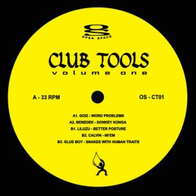 V.A. - Open Space Club Tools Volume 1