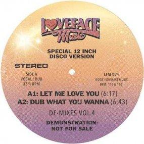 Loveface - De-mixes: Vol 4