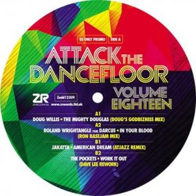 Doug Willis / Roland Wrightangle / Jakatta / Pockets - Attack The Dancefloor - Vol.18