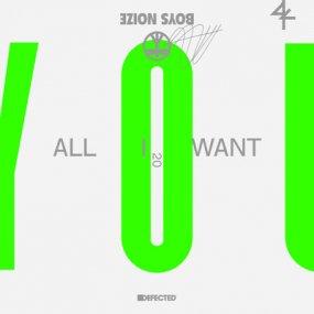 Boys Noize - All I Want (incl. Purple Disco Machine / DJ Tennis Remixes)