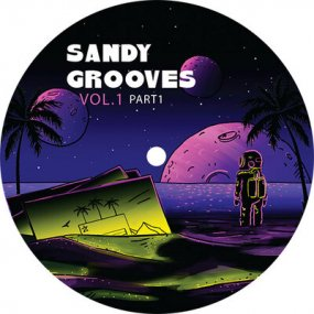 V.A. - Sandy Grooves Vol 1 - Part 1