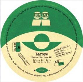 [試聴盤] Laroye - Potion For Love
