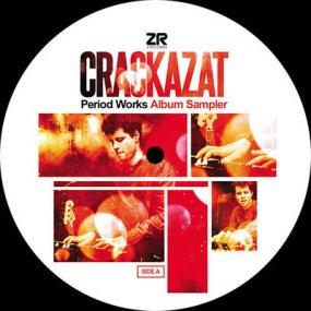 Crackazat - Period Works Album Sampler