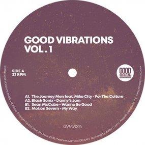 V.A. - Good Vibrations, Vol. 1