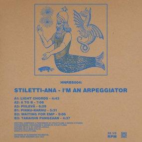 Stiletti-Ana - I'm An Aroeggiator