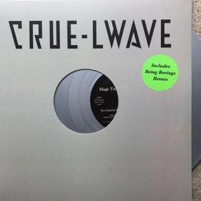 Magic Touch & Laura Ingalls / 9dw - New York City Woman / Bassa Mare (Being Borings Remixes) [予約商品]