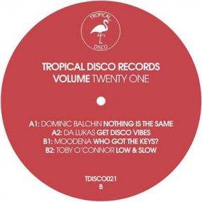 V.A. - Tropical Disco Records Vol. 21