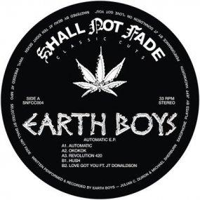 Earth Boys - Automatic EP
