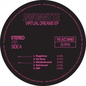 Javonntte - Virtual Dreams EP