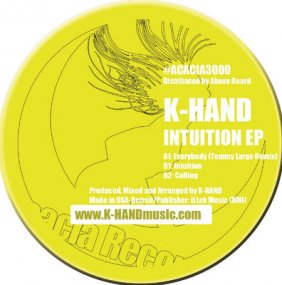 K-Hand - Intuition EP