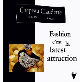 Chapeau Claudette - Fashion C'est La Latest Attraction