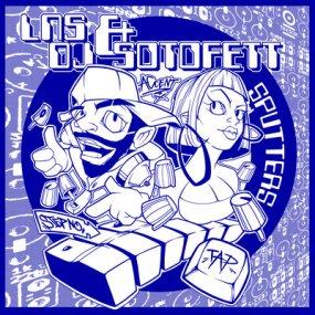 LNS & DJ Sotofett - Sputters