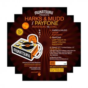 Harks & Mudd / Payfone - Mukatsuku vs Leng: The Balearic Edition