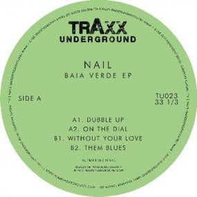 Nail - Baia Verde EP