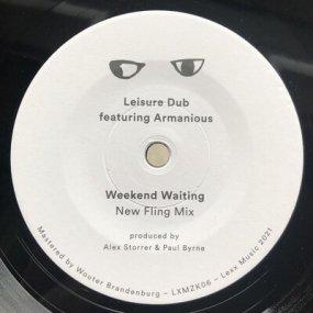 Leisure Dub feat. Armanious - Weekend Waiting