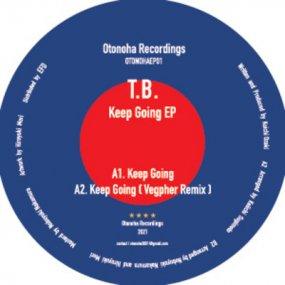 T.B. - Keep Going EP