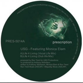 USG feat. Monica Elam - Life 4 Living
