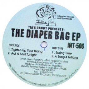 Tia's Daddy - The Diaper Bag EP