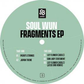 Soul Wun - Fragments EP