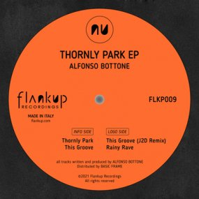 Alfonso Bottone - Thornly Park EP