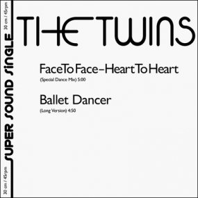 The Twins - Face To Face / Ballet Dancer