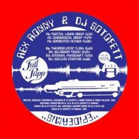 Rex Ronny & Dj Sotofett - Ephidermis