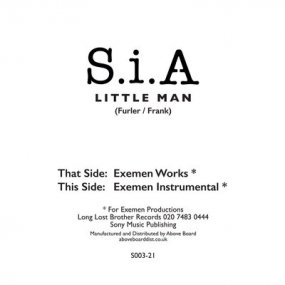 S.I.A - Little Man (Exemen Works)