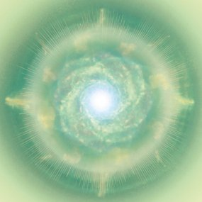 Celestial Being - Love Frequency