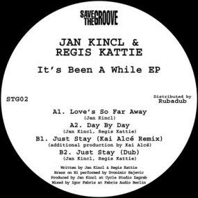 Jan Kincl & Regis Kattie - It's Been A While EP (incl. Kai Alce Remix)