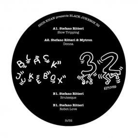 Stefano Ritteri - Shir Khan Presents Black Jukebox 32