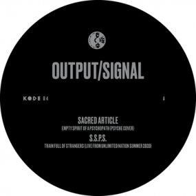 Sacred Article / S.S.P.S. - Output / Signal
