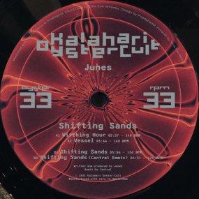 Junes - Shifting Sands (w/ Central Remix)