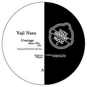 Yuji Noto - Courage