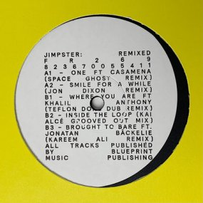 Jimpster - Jimpster Remixed EP (by Space Ghost / Jon Dixon / Kai Alce etc.)