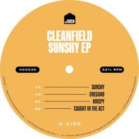 Cleanfield - Sunshy EP